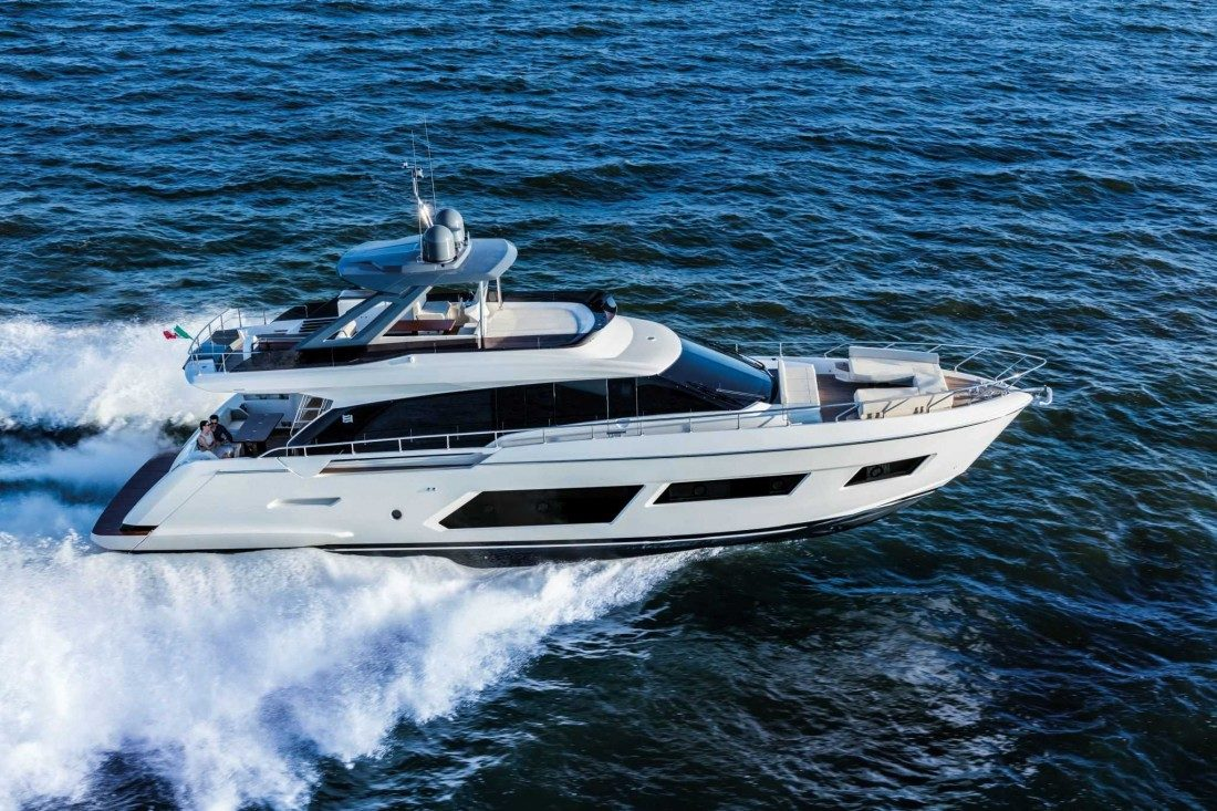 cheap for discount 81d02 eef72 Ferretti Yachts 670 - Dreamline yachts